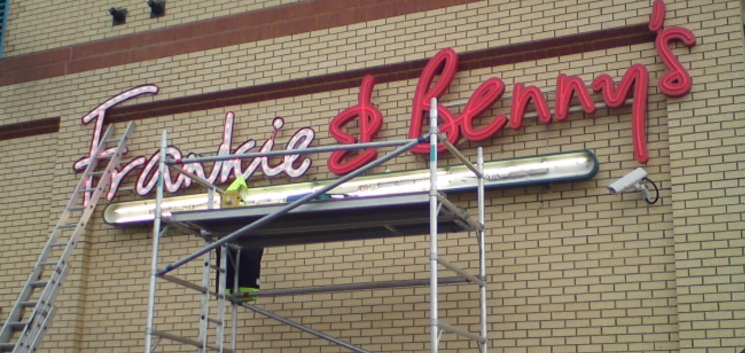 Sign Maintenance & Repairs